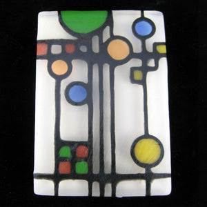 The Wright Suds Stained Glass Window Soap