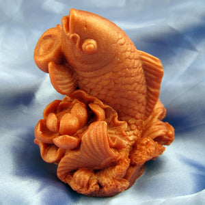 Don't Be Koi Goldfish Soap