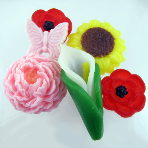 Fresh Picked Suds Flower Soap Gift Pack