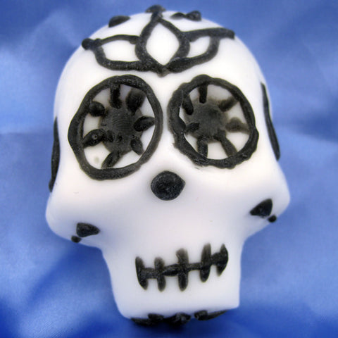 Fiesta De Los Bubbles Sugar Skull Soap