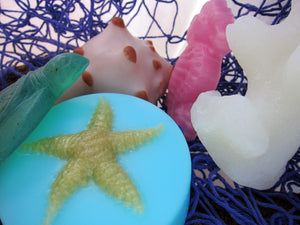 Life's a Beach Aquatic Soap Set