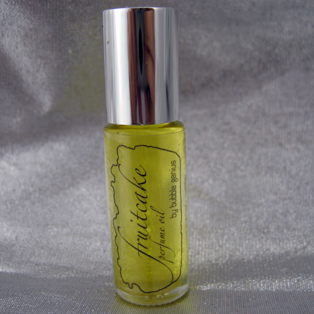 Fruitcake Holiday Joy Roll-on Perfume Oil