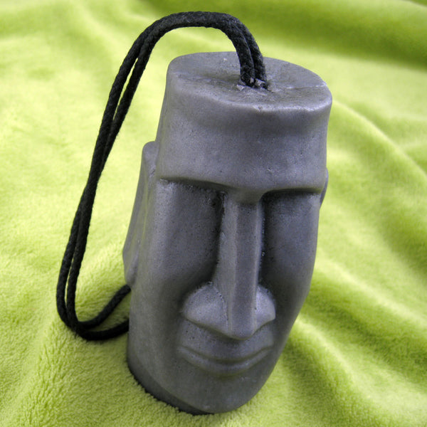 Oh Moai Head Soap on a Rope