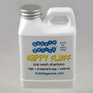 Happy Fluff Pup Wash Shampoo
