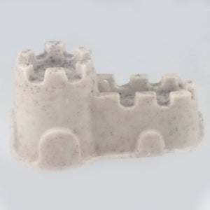 Beachy Clean Sandcastle Soap