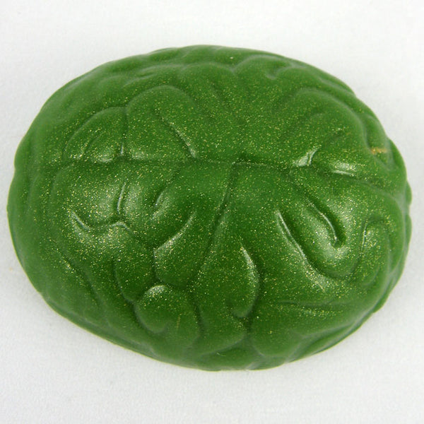 This is Your Brain on Drugs Cannabis Brain Soap
