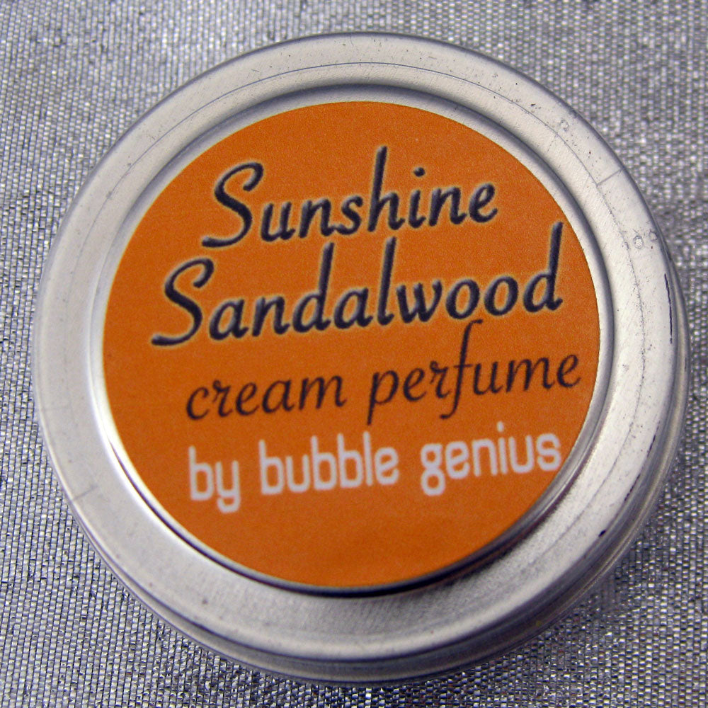 Sunshine Sandalwood Cream Perfume