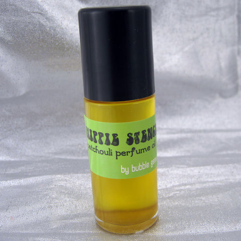Hippie Stench Patchouli Fragrance