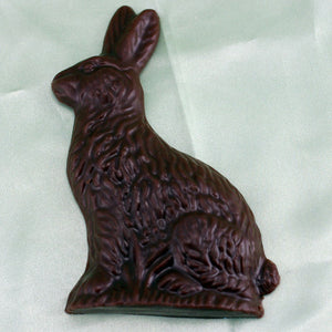 Here Comes Peter Chocolate Tail Easter Bunny Soap