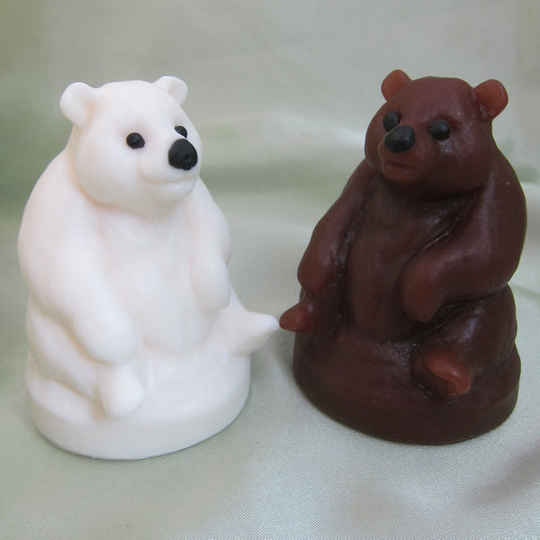 Bubble's A-Bruin Bear Soap