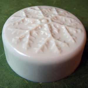 Snow Wonder Big Snowflake Soap