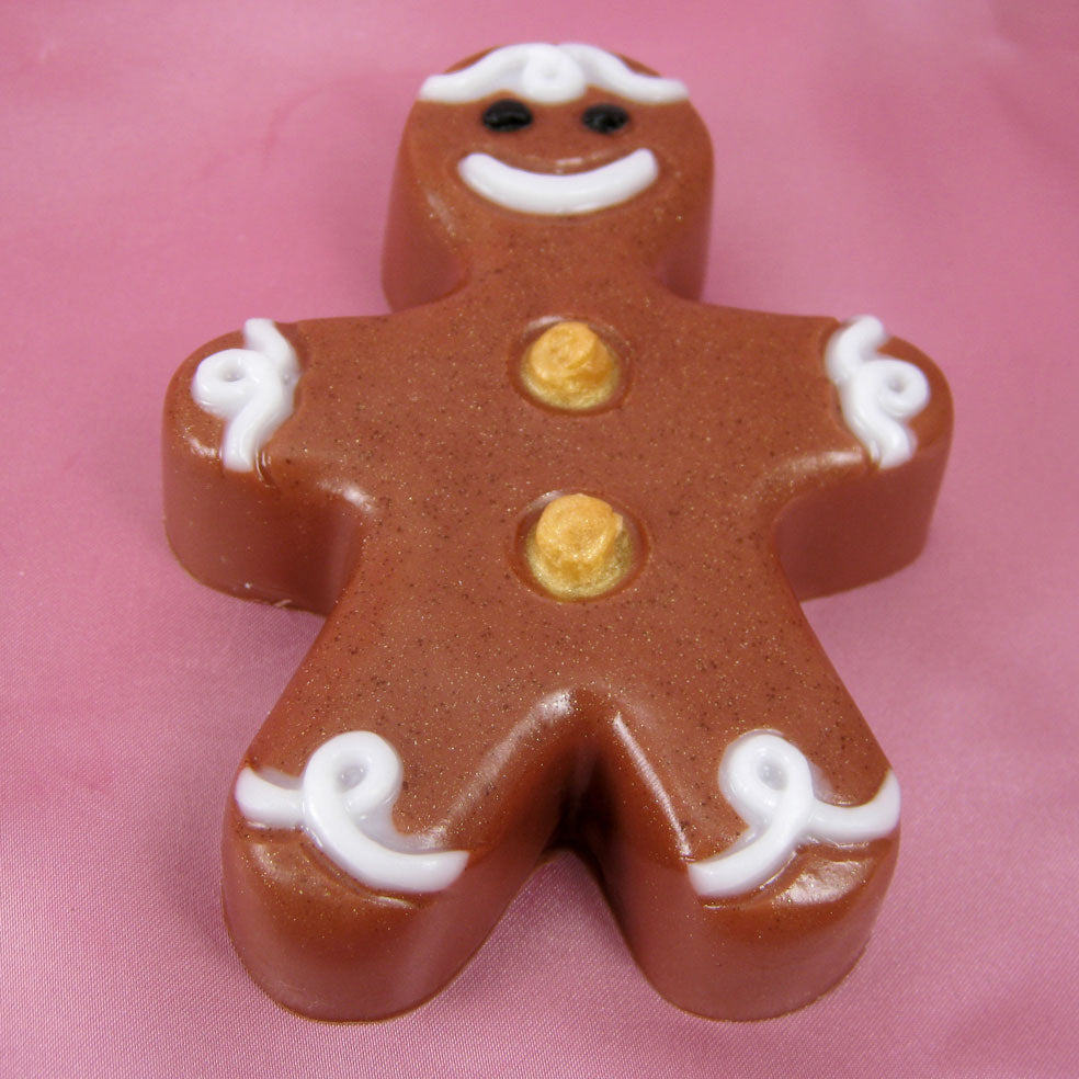Can't Catch Me Gingerbread Man Soap