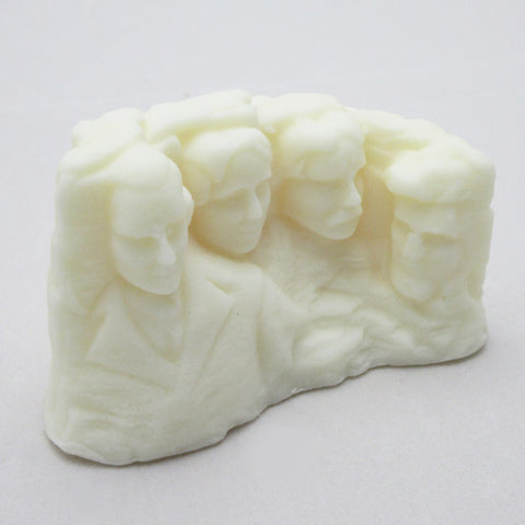 Mt. Washmore Mount Rushmore Hand Soap