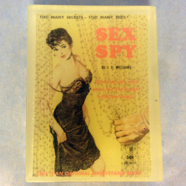 Foam Noir Pulp Novel Picture Soap Mega Gift Pack