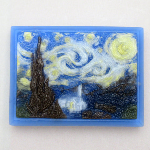 Soapy, Soapy Night Starry Night Soap