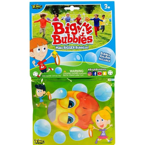 Big-A-Bubbles Pouch 2.54 fl. oz. (Characters Vary)