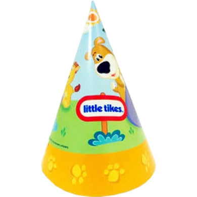 Little Tikes Zoo Animal Birthday Party Hats (8 count)