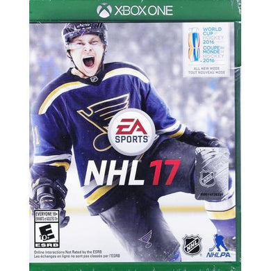 NHL 17 Standard Edition (XBox One)