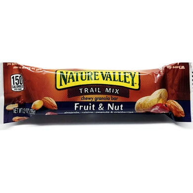 Nature Valley Fruit & Nut Trail Mix Chewy Granola Bar (Net Wt. 1.2 oz.)