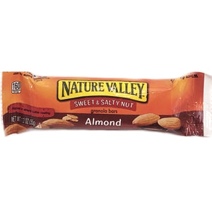 Nature Valley Sweet & Salty Nut Almond Granola Bar (Net Wt. 1.2 oz.)