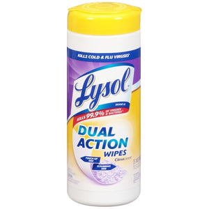Dual Action Disinfecting Wipes (35 Pack) with Free Local Delivery in Champaign & Vermilion County IL.
