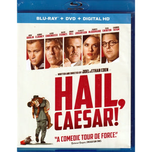 Hail, Caesar! (Blu-Ray Disc + DVD + Digital HD Combo)