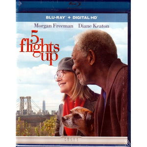 5 Flights Up (Blu-Ray Disc + Digital HD Combo)