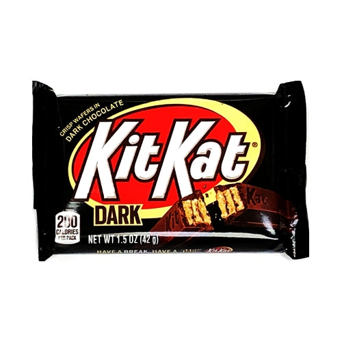 Kit Kat Dark Chocolate Candy Bar (Net Wt. 1.5 oz.)