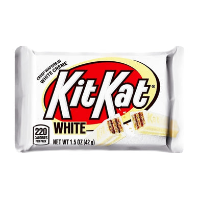 Kit Kat White Chocolate Candy Bar (Net Wt. 1.5 oz.)