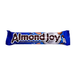 Almond Joy Coconut and Almond Chocolate Candy Bar (Net Wt. 1.61 oz.)