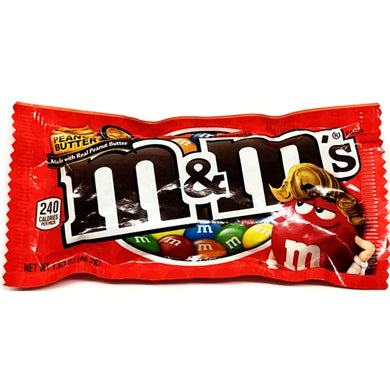 M & M's Chocolate Candies (Net Wt. 1.41 to 1.74 oz.) Select Flavor