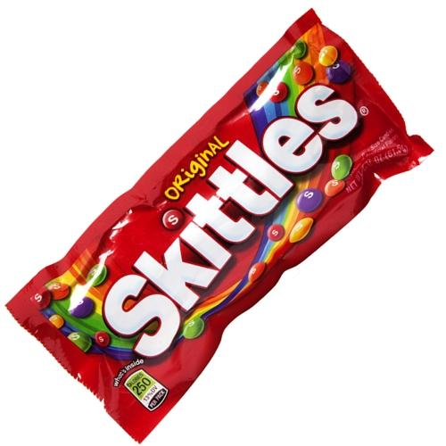 Skittles Original Bite Size Candies (Net Wt. 2.17 oz.) with Free Local Delivery in Champaign & Vermilion County IL.