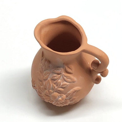 Flower Pitcher - Aromatherapy Terracotta Collectible Essential Oil Diffuser with Free Local Delivery in Champaign & Vermilion County IL.