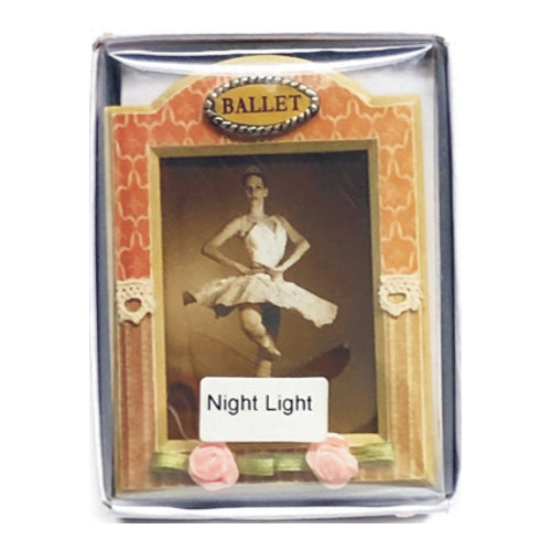 Personalized Picture Frame Night Light - Gift Boxed (Fits 2