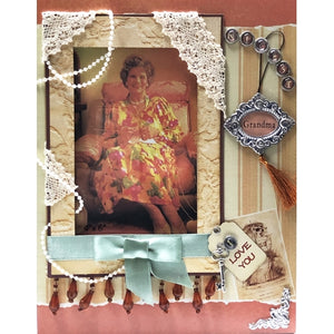 "Grandma I Love You Photo Frame - Gift Boxed (Holds 4"" x 6"" Picture) with Free Local Delivery in Champaign & Vermilion County IL."