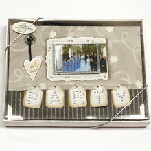 "Bridal Party 4"" x 6"" Mini Photo Album Gift Boxed (Holds 24 Pictures) with Free Local Delivery in Champaign & Vermilion County IL."