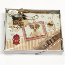 "Dog Gone Cute 4"" x 6"" Mini Photo Album Gift Boxed (Holds 24 Pictures) with Free Local Delivery in Champaign & Vermilion County IL."