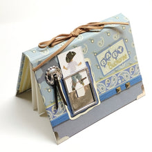 "Baby Buckaroo 4"" x 6"" Mini Photo Album Gift Boxed (Holds 24 Pictures) with Free Local Delivery in Champaign & Vermilion County IL."
