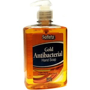 Safety Gold Antibacterial Liquid Hand Soap (15 fl. oz.)