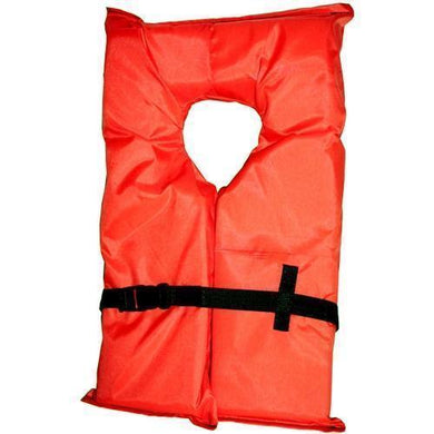 Adult Type II Personal Flotation Device Life Jacket (Over - 90 lbs.) with Free Local Delivery in Champaign & Vermilion County IL.