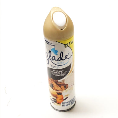 Glade Elegant Amber & Oud Spray Air Freshener (8 oz.) with Free Local Delivery in Champaign & Vermilion County IL.
