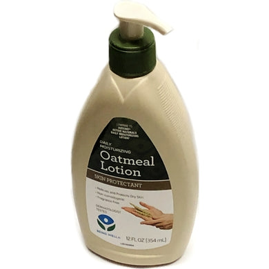 Daily Moisturizing Oatmeal Lotion (12 fl. oz.)
