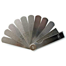 9-Blade Tapered Feeler Gauge (A321) with Free Local Delivery in Champaign & Vermilion County IL.