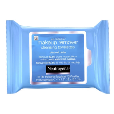 Neutrogena Make-up Remover Face Cleansing Wipes (25 Pack)