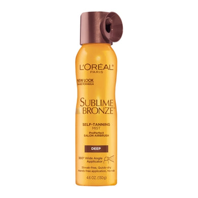 Sublime Bronze Self-Tanning Mist - Deep (4.6 oz) ProPerfect Salon Airbrush