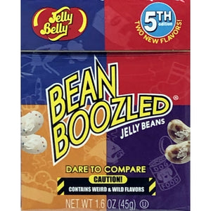 Jelly Belly Bean Boozled Jelly Beans 5th Edition (Net Wt. 1.6 oz.)
