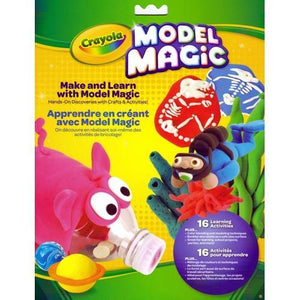 Crayola Model Magic Make & Learn Activity Booklet with Free Local Delivery in Champaign & Vermilion County IL.