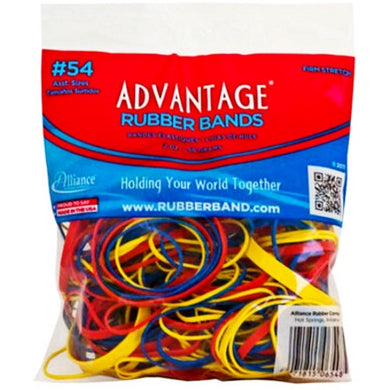 Advantage Rubber Bands #54 (2 oz.)