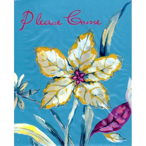 Tracy Porter Designer Collection Charmant Invitations with Envelopes (8 Pack)