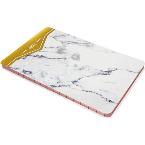 Post-It Notes Pink Pad with Marble Cover (3.5